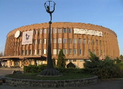 2009 venue: Sports Arena in Hungary