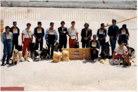 The first official contest in Portugal (April '94)